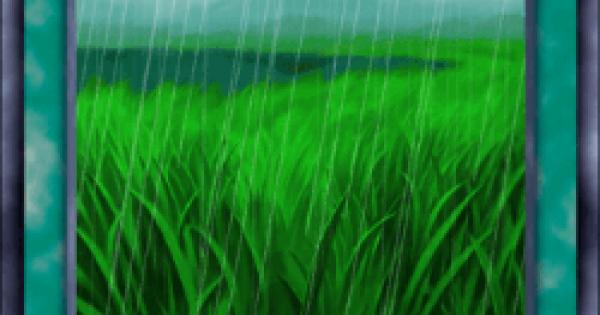 【遊戯王デュエルリンクス】湿地草原の評価と入手方法