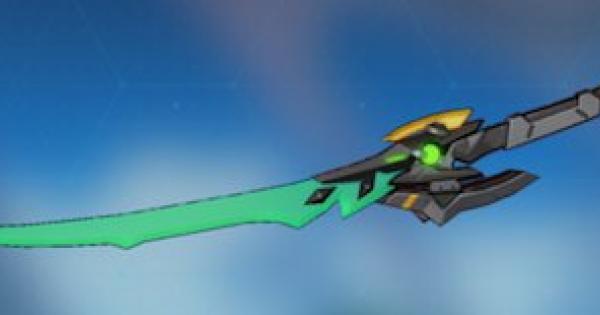 【崩壊3rd】妖精剣シルヴァンの評価と武器スキル