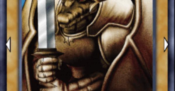 【遊戯王デュエルリンクス】竜魂の石像の評価と入手方法