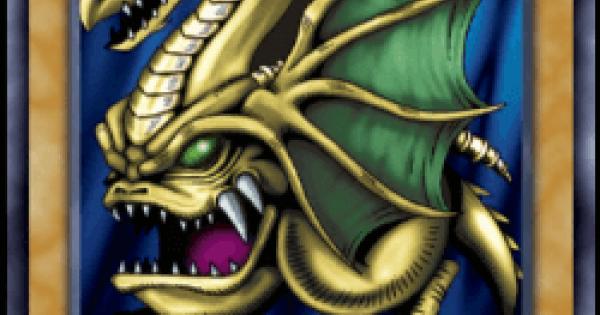 【遊戯王デュエルリンクス】魔頭を持つ邪竜の評価と入手方法