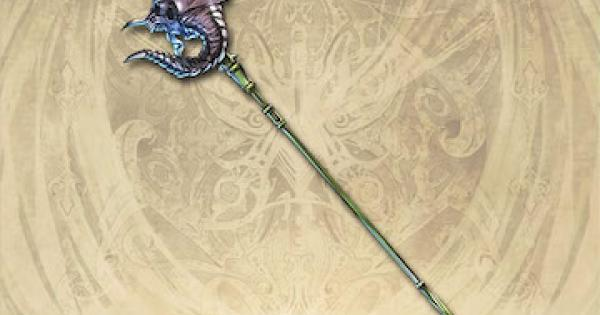 【グラブル】ブラック・アンド・ダークネスの評価(リッチ杖)/最終性能【グランブルーファンタジー】