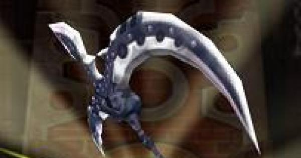 【白猫】デスシックル/鎌の評価とスキル