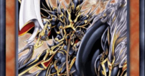 【遊戯王デュエルリンクス】闇魔界の戦士長ダークソードの評価と入手方法