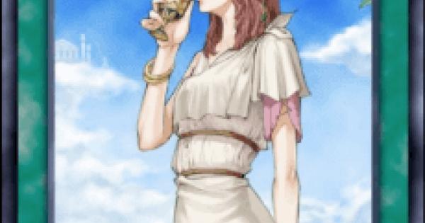 【遊戯王デュエルリンクス】禁じられた聖杯の評価と入手方法