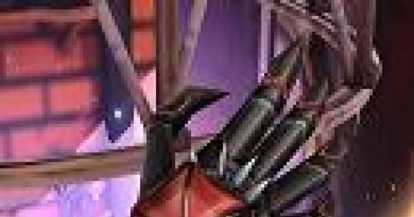 【白猫】黒呪ノ拳/ルーグ武器の評価とスキル