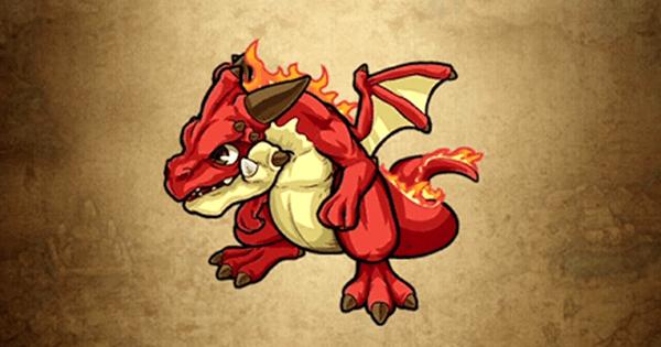 【ポコダン】フレアドラゴンの評価と強い点【ポコロンダンジョンズ】