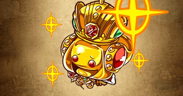 【ポコダン】ゴールドポポロンキングの評価と強い点【ポコロンダンジョンズ】