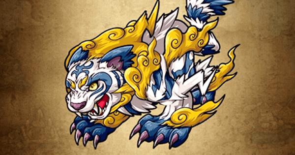 【ポコダン】白虎の評価と強い点【ポコロンダンジョンズ】