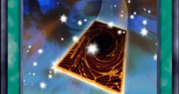 【遊戯王デュエルリンクス】冥界の宝札の評価と入手方法