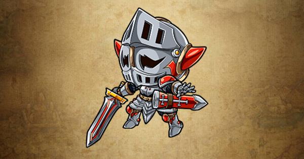 【ポコダン】紅聖騎士の評価と強い点【ポコロンダンジョンズ】