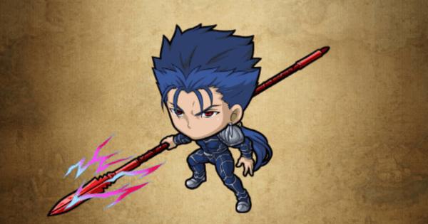 【ポコダン】ランサー【Fate】の評価と強い点【ポコロンダンジョンズ】