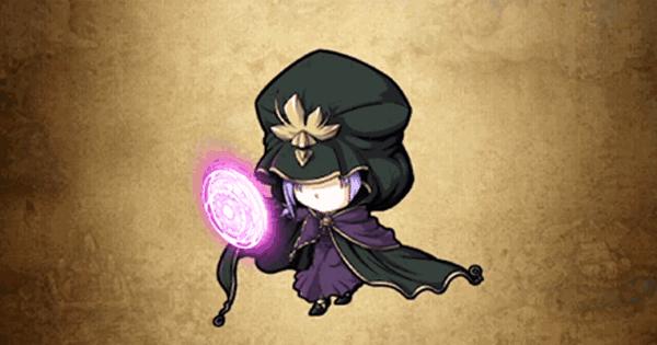【ポコダン】キャスター【Fate】の評価と強い点【ポコロンダンジョンズ】