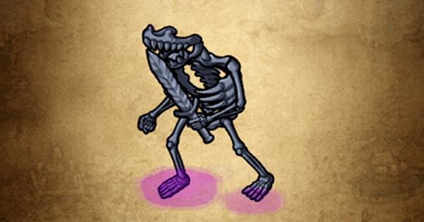 【ポコダン】竜牙兵A【Fate】の評価と強い点【ポコロンダンジョンズ】
