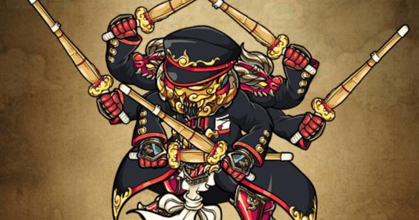 【ポコダン】剣道部ギルガメッシュの評価と強い点【ポコロンダンジョンズ】