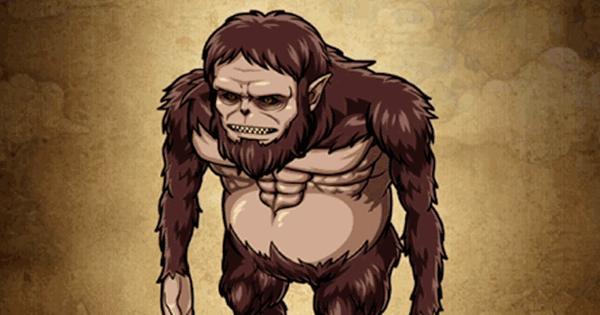 【ポコダン】獣の巨人の評価と強い点【ポコロンダンジョンズ】