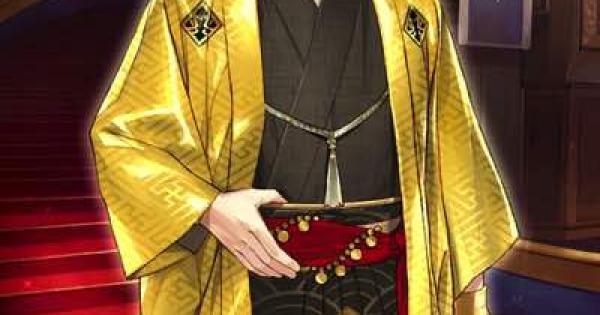 【FGO】『英霊正装:ギルガメッシュ』の評価