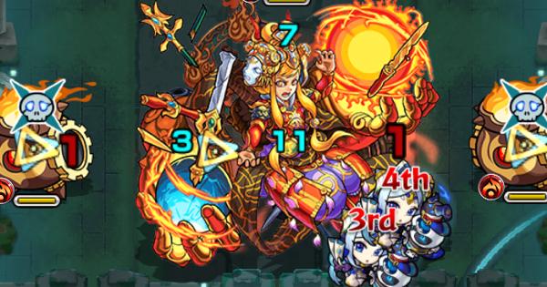 【モンスト】ガラゴーラ攻略【2】と適正キャラランキング|神獣の聖域