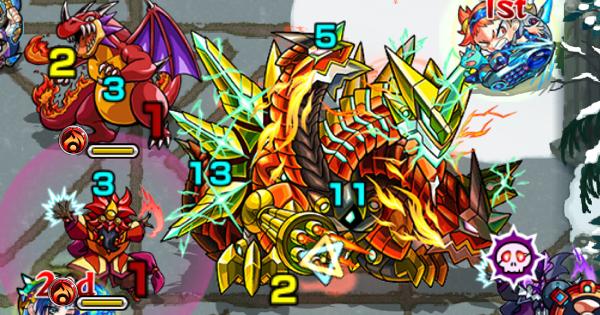 【モンスト】ゲルナンド【1】攻略と適正ランキング|神獣の聖域