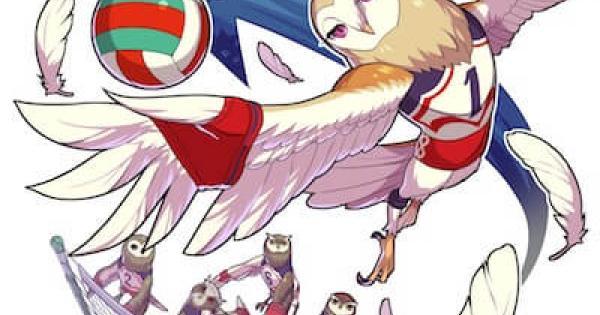 【ファイトリーグ】絶好鳥スパイカー グラちゃんの評価と使い方