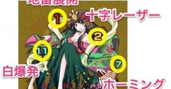 【モンスト】Sの覚醒【EXステージ】攻略の適正キャラとおすすめパーティ