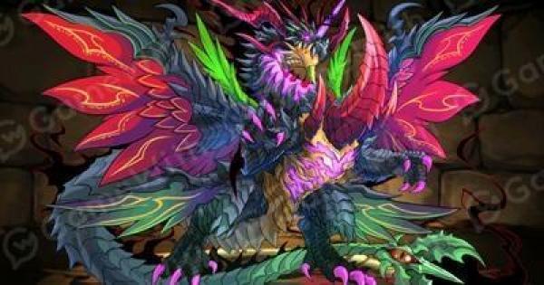 【パズドラ】サイクロンデビルドラゴンの評価と使い道