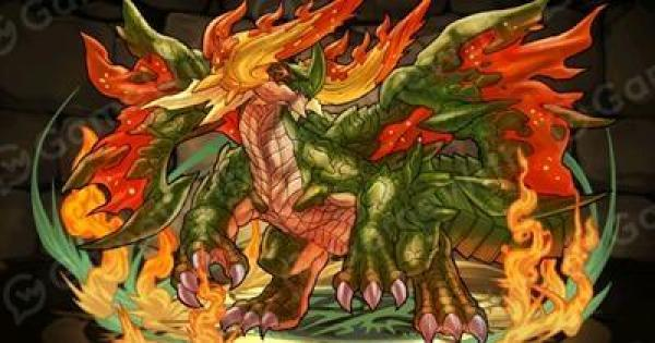 【パズドラ】ジェネレイトアースドラゴンの評価と使い道
