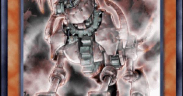 【遊戯王デュエルリンクス】古代の機械獣の評価と入手方法