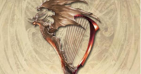 【グラブル】無垢なる竜の弦(闇属性)の評価【グランブルーファンタジー】