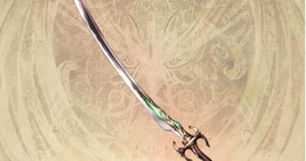 【グラブル】天叢雲剣・猩々(火天叢雲剣)の評価【グランブルーファンタジー】