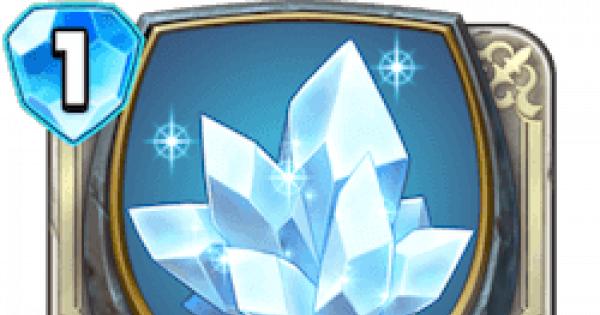 【ドラクエライバルズ】氷塊の情報【ライバルズ】