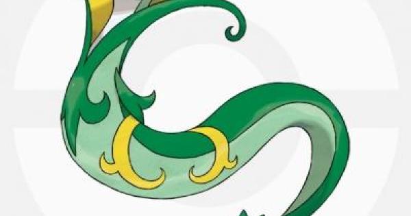 【USUM】ジャローダの出現場所と種族値&覚える技【ポケモンウルトラサンムーン】