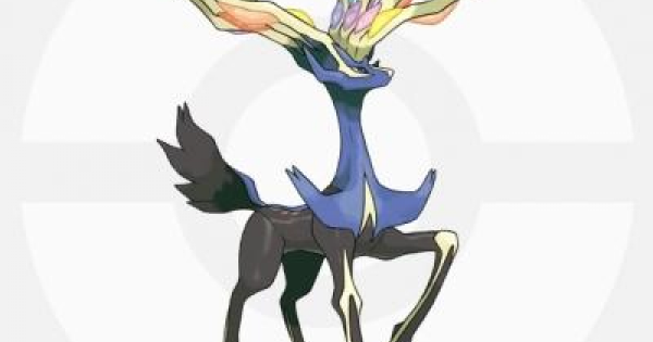 【USUM】ゼルネアスの出現場所と種族値&覚える技【ポケモンウルトラサンムーン】