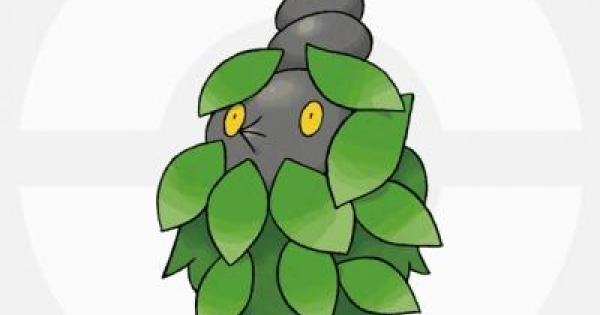 【USUM】ミノムッチの出現場所と種族値&覚える技【ポケモンウルトラサンムーン】