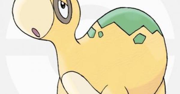 【USUM】ドンメルの出現場所と種族値&覚える技【ポケモンウルトラサンムーン】