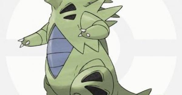 【USUM】バンギラスの出現場所と種族値&覚える技【ポケモンウルトラサンムーン】