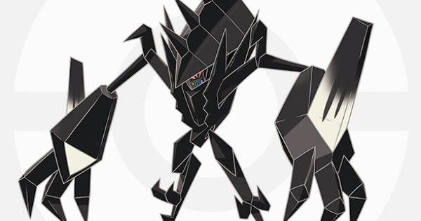 【USUM】ネクロズマの出現場所と種族値&覚える技【ポケモンウルトラサンムーン】