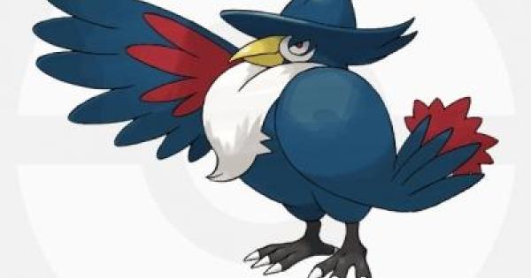 【USUM】ドンカラスの出現場所と種族値&覚える技【ポケモンウルトラサンムーン】