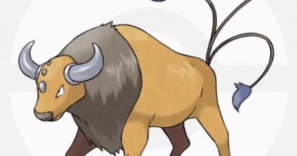 【USUM】ケンタロスの出現場所と種族値&覚える技【ポケモンウルトラサンムーン】