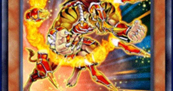 【遊戯王デュエルリンクス】剣闘獣ラクエルの評価と入手方法