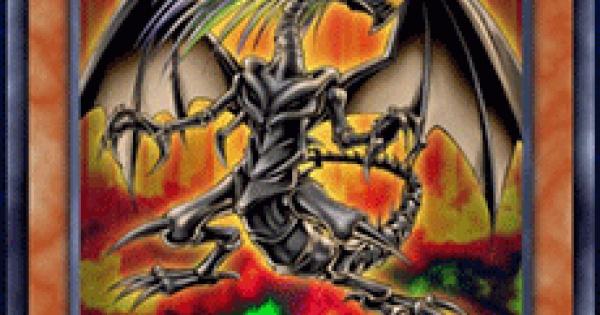 【遊戯王デュエルリンクス】バーサークデッドドラゴンの評価と入手方法