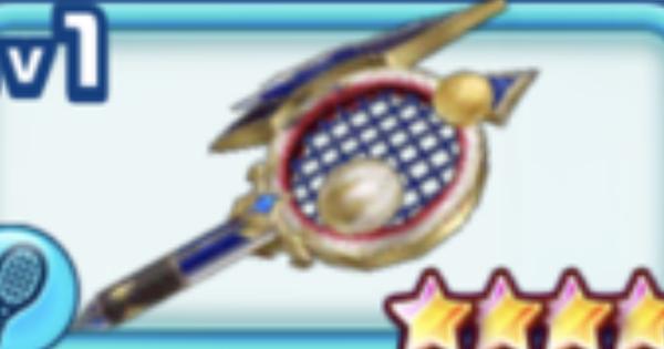 【白猫テニス】刻露清秀の評価 | ユキムラモチーフラケット【白テニ】