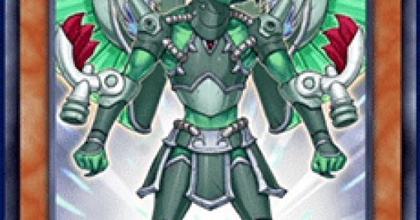 【遊戯王デュエルリンクス】剣闘獣ベストロウリィの評価と入手方法