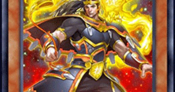 【遊戯王デュエルリンクス】捷炎星セイブンの評価と入手方法