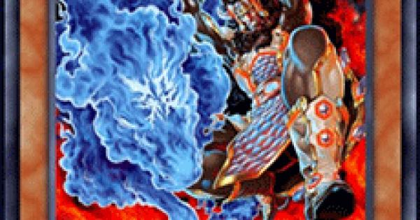 【遊戯王デュエルリンクス】殺炎星ブルキの評価と入手方法