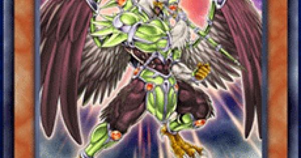 【遊戯王デュエルリンクス】剣闘獣オクタビウスの評価と入手方法