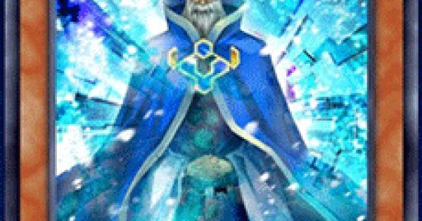 【遊戯王デュエルリンクス】氷結界の神精霊の評価と入手方法