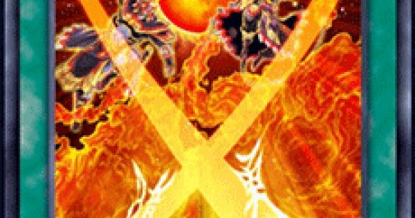 【遊戯王デュエルリンクス】炎舞「天枢」の評価と入手方法