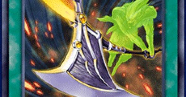 【遊戯王デュエルリンクス】剣闘獣の闘器ハルバードの評価と入手方法