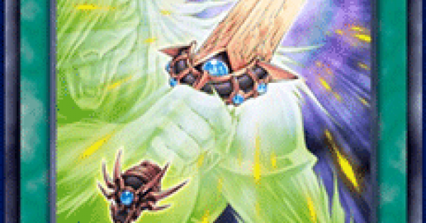 【遊戯王デュエルリンクス】剣闘獣の闘器グラディウスの評価と入手方法