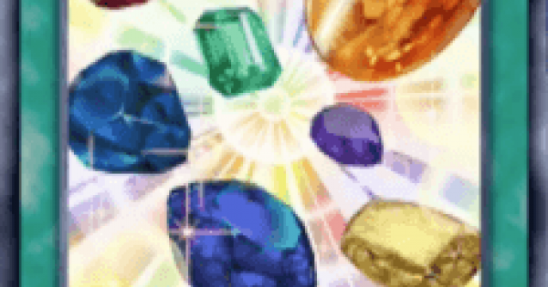 【遊戯王デュエルリンクス】宝玉の解放の評価と入手方法